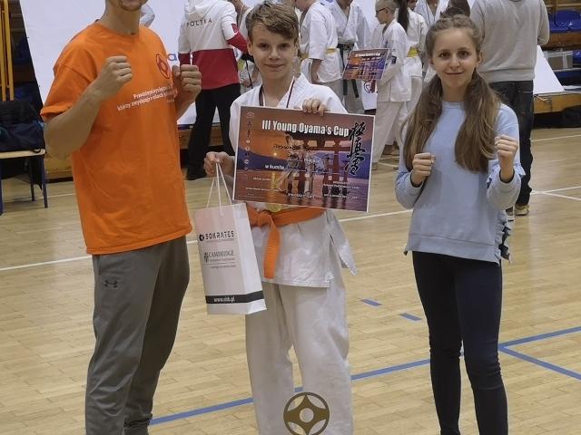 YOUNG OYAMA'S CUP Bydgoszcz