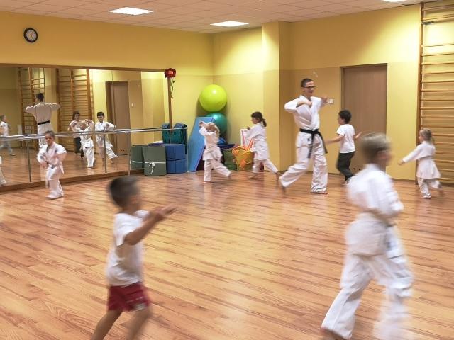 Zdjęcia z treningów